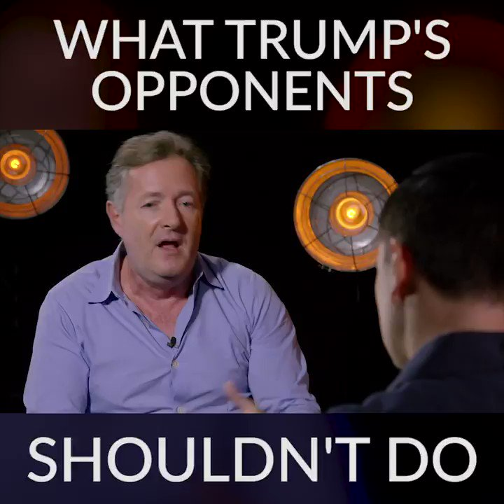 🎥@BenShapiro and Piers Morgan are back together talking Donald Trumps volatile relationship with the mainstream media. FULL VIDEO ==> youtube.com/watch?v=HlDct_…