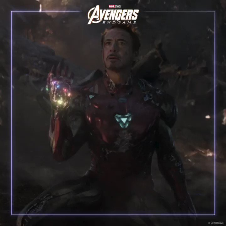 RT @MarvelUK: AVENGERS: ENDGAME is out now, available on digital download! https://t.co/7nP0z9Z86F