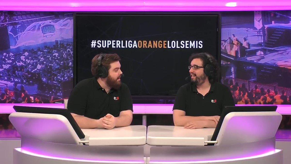 @LVPesLoL's photo on #SuperligaOrangeLoLSemis