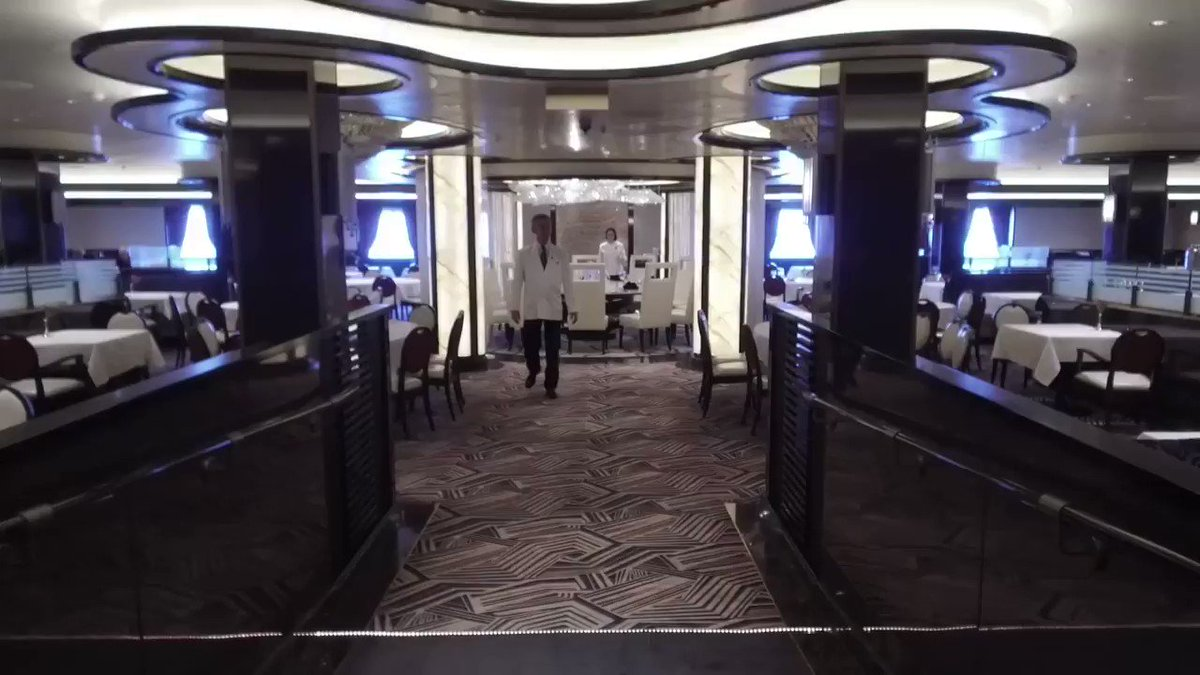 Celebrate your next special occasion in style at the incredible Chefs Table Lumiere onboard Majestic Princess! #PrincessCruises #ComeBackNew