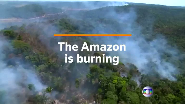 Trump Of The Tropics Suggests His Enemies Are Starting Amazonian Fires Out Of Revenge