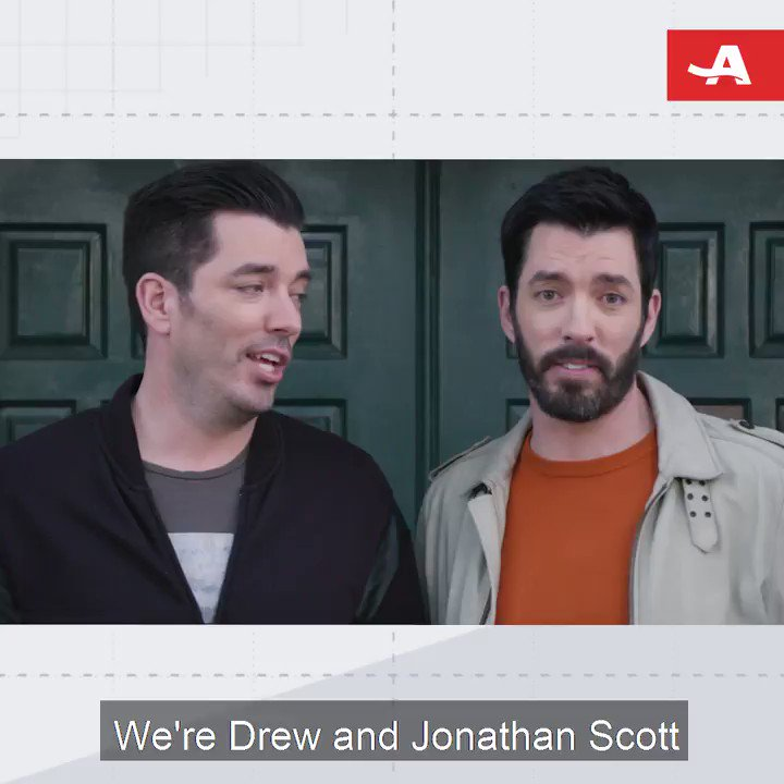 Bathroom renovation is key for many older adults. Check out the ideas the @PropertyBrother team came up with so their parents can live comfortably in their home for as long as they want. #PropertyBrothers