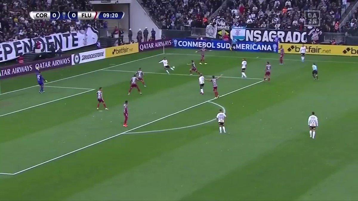 Image for the Tweet beginning: Não teve gol, mas teve