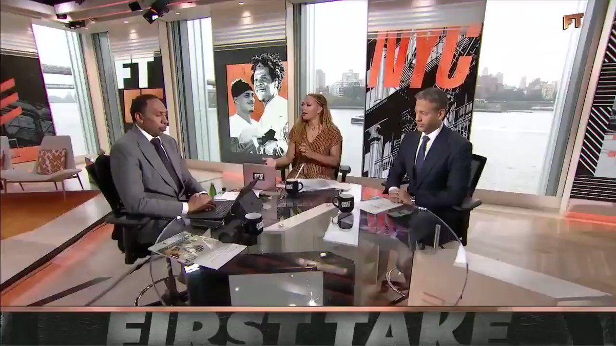 Guess what Kenny Stills, you gotta produce! — @StephenASmith has no problem with Brian Flores challenging Kenny Stills by playing Jay-Z during the Dolphins practice