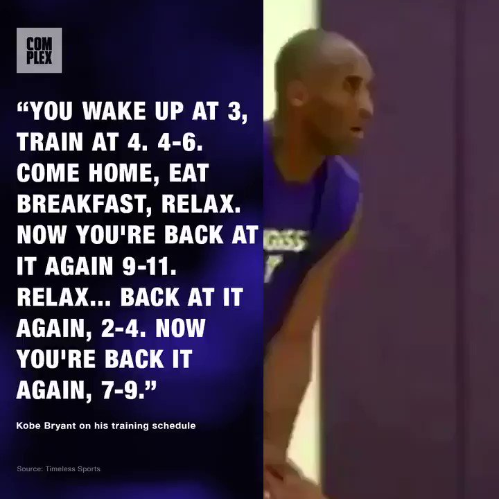 @ComplexSports's photo on #MambaMentalityForever