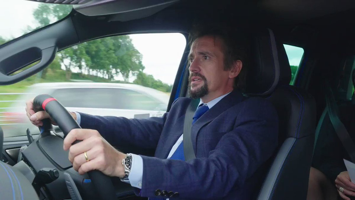 Just a slightly awkward car journey 😅 @forduk #ad