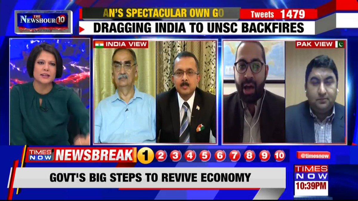 Pakistan has got a royal snub: Col. Rohit Dev, Defence Expert, tells Padmaja Joshi on @thenewshour AGENDA. | #PakExposesPak