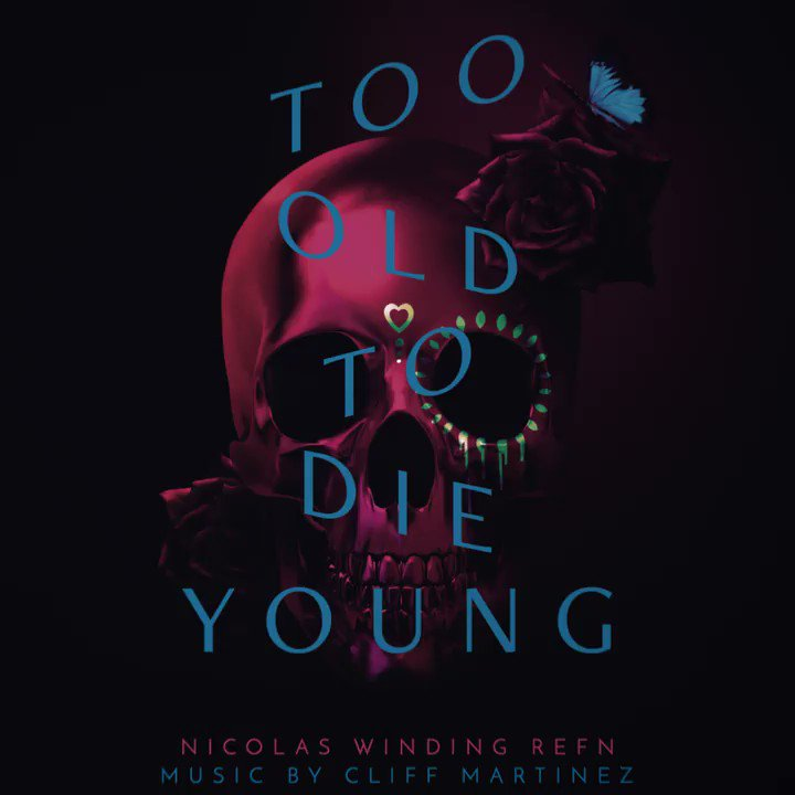 👁️ #TOTDY vinyl with music from Cliff Martinez now available in North America. https://t.co/jCNxbMPqZe 👁️ https://t.co/jWLsutDveU