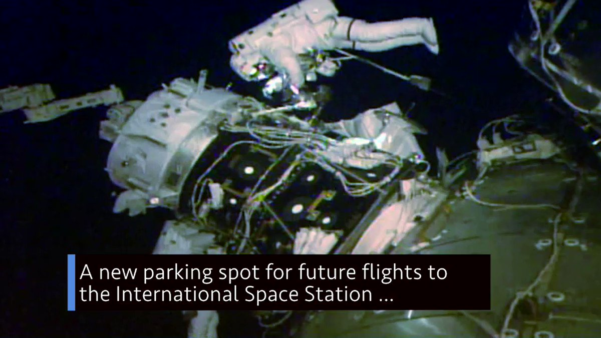 This week:👨‍🚀👨‍🚀 Spacewalking astronauts set up a parking spot for flights to @Space_Station🌌 The sixth meeting of the National Space Council🌕 A look at @NASAGlenn's work on our #Artemis program that will return astronauts to the Moon by 2024More: https://go.nasa.gov/2zhf1pp