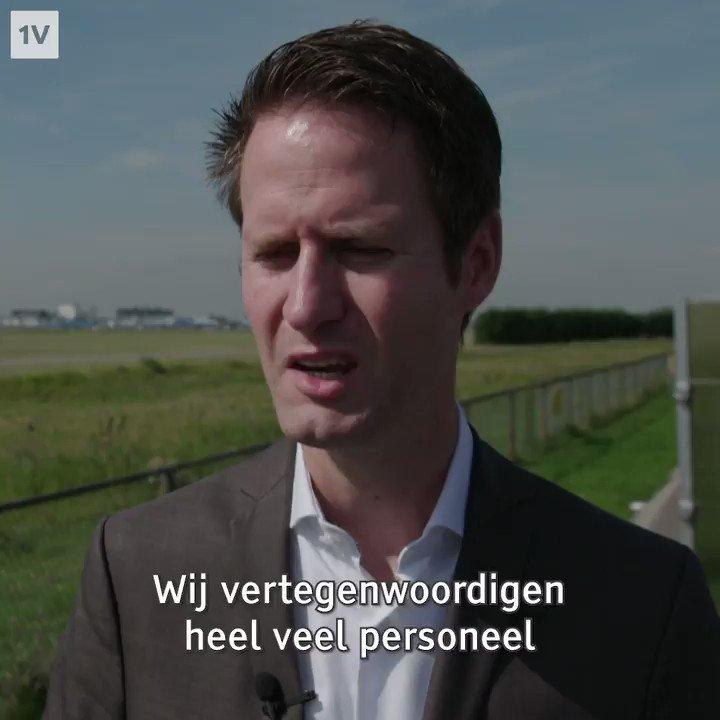 Schiphol-personeel maakt zich zorgen over gezondheid