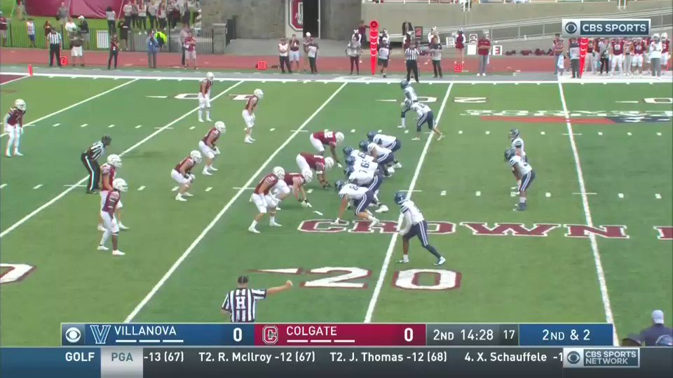 Video: The First Touchdown Of The 2019 College Football Season