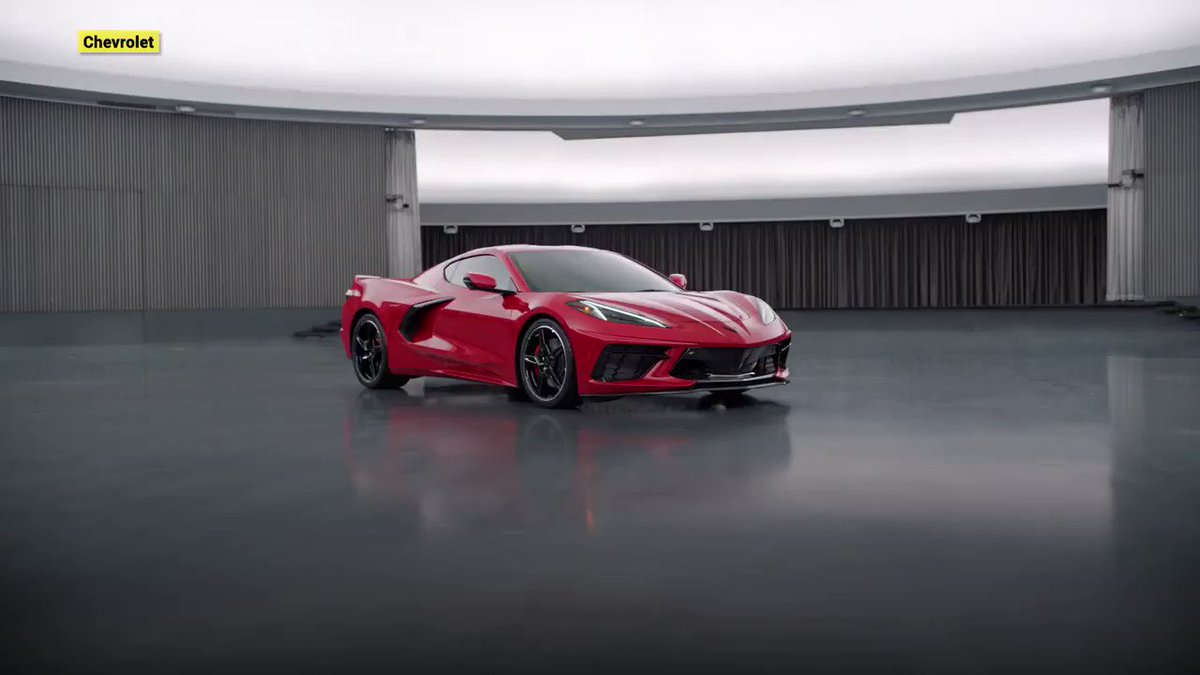 Heres everything you need to know about the 2020 C8 Stingray: crdrv.co/CjbaEu2