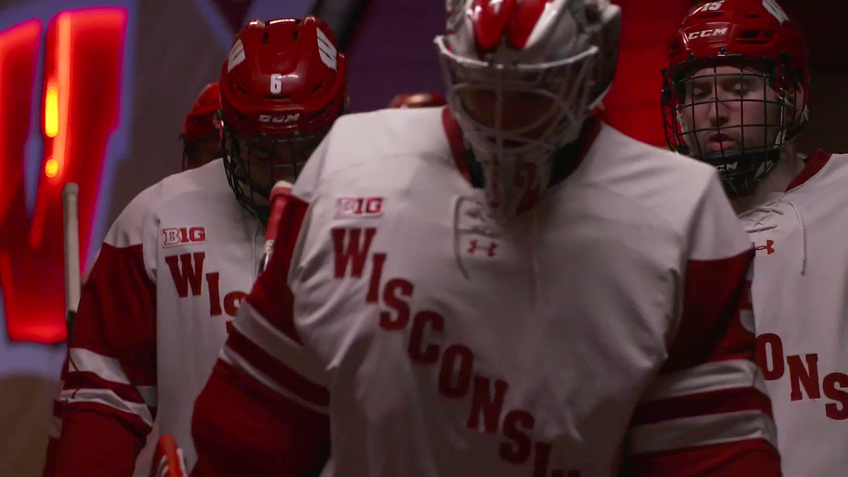 Why Wisconsin hockey?  We'll let the experts tell you.