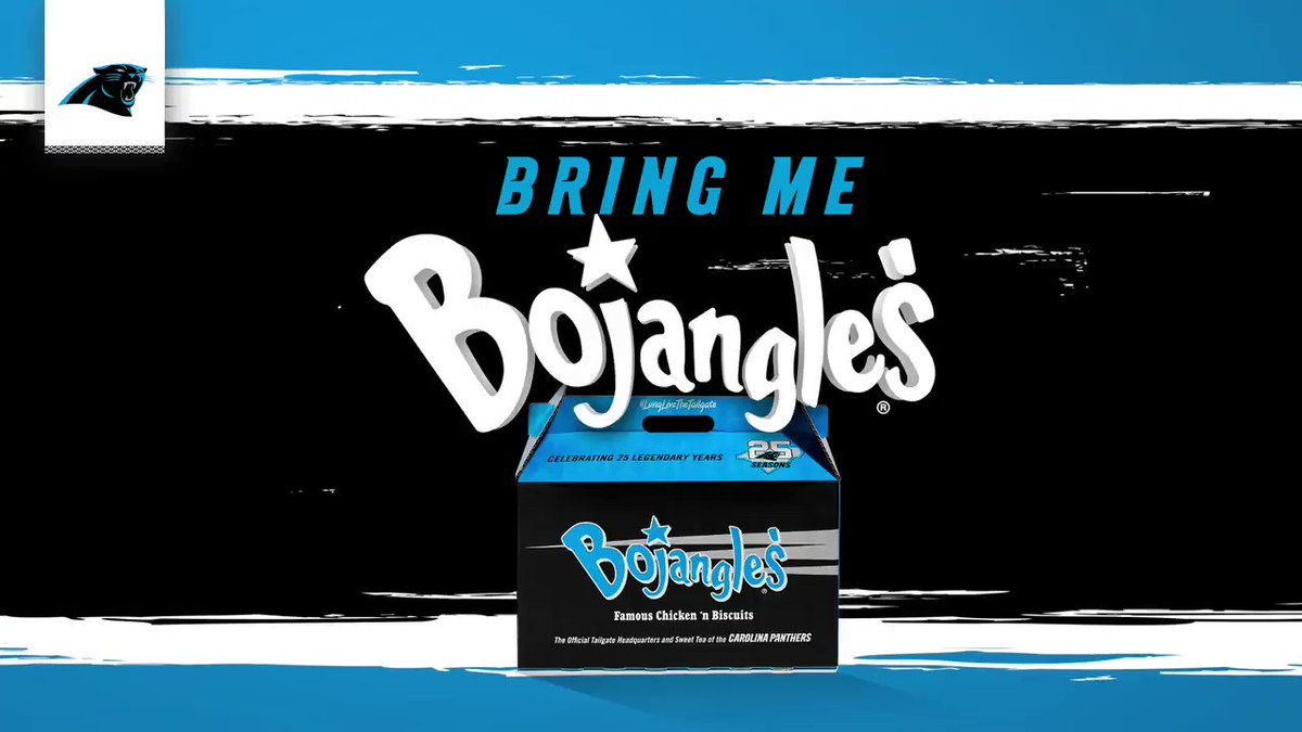 @Panthers's photo on #bringmebojangles