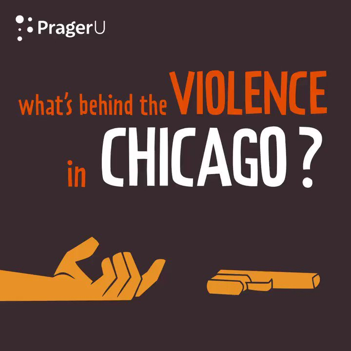 Image for the Tweet beginning: Chicago's violent crime rate is