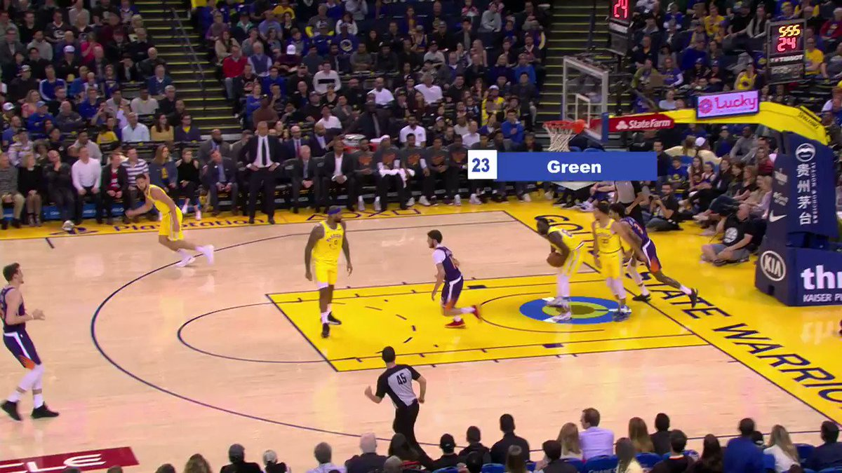 Watch this #NBABreakdown of the TOP 10 long distance plays of the 2018/19 season 👏