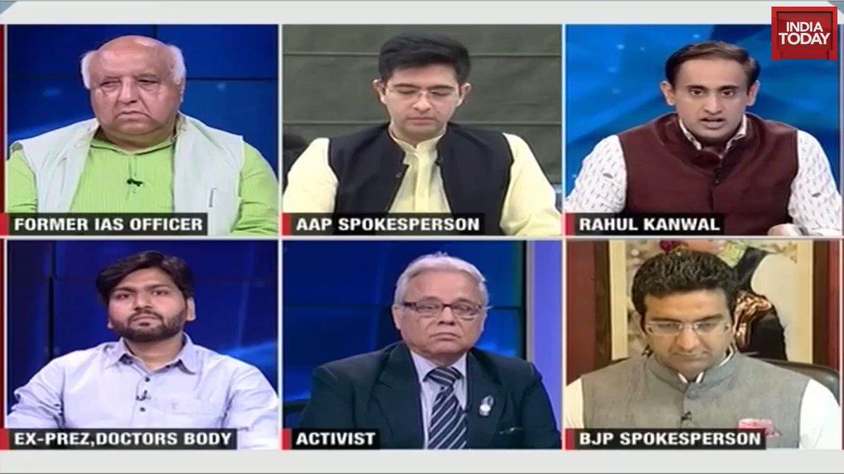 #OperationModicare #AyushmanBharatYojna : No doctor for the needy? Watch #Newstrack with @RahulKanwal : https://bit.ly/2kttj2i