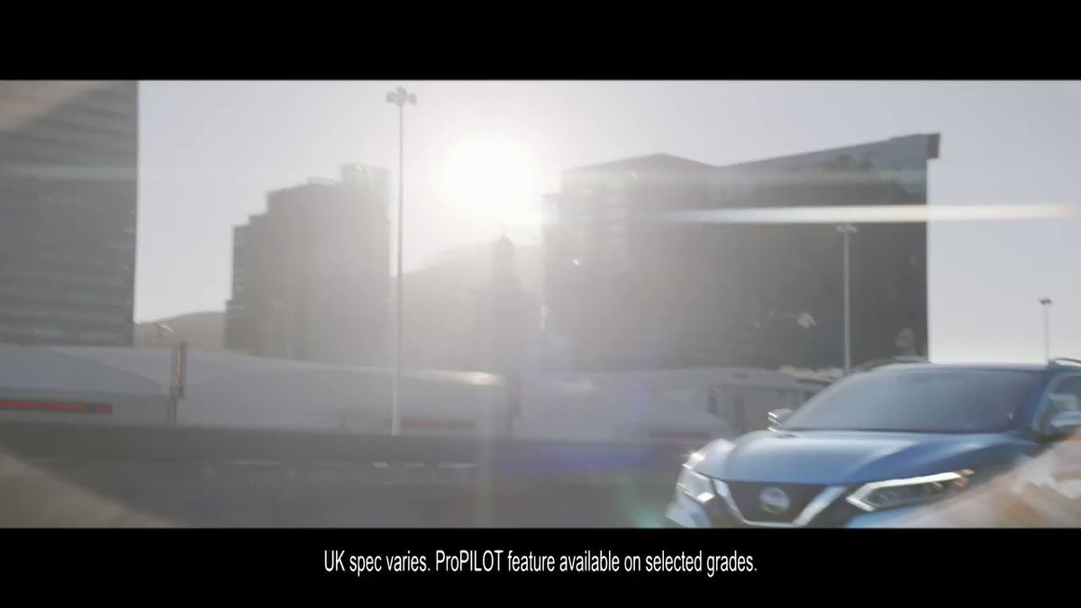 Discover the next generation of Nissan Qashqai with ProPILOT, make sure you keep watching to see what else is coming.
