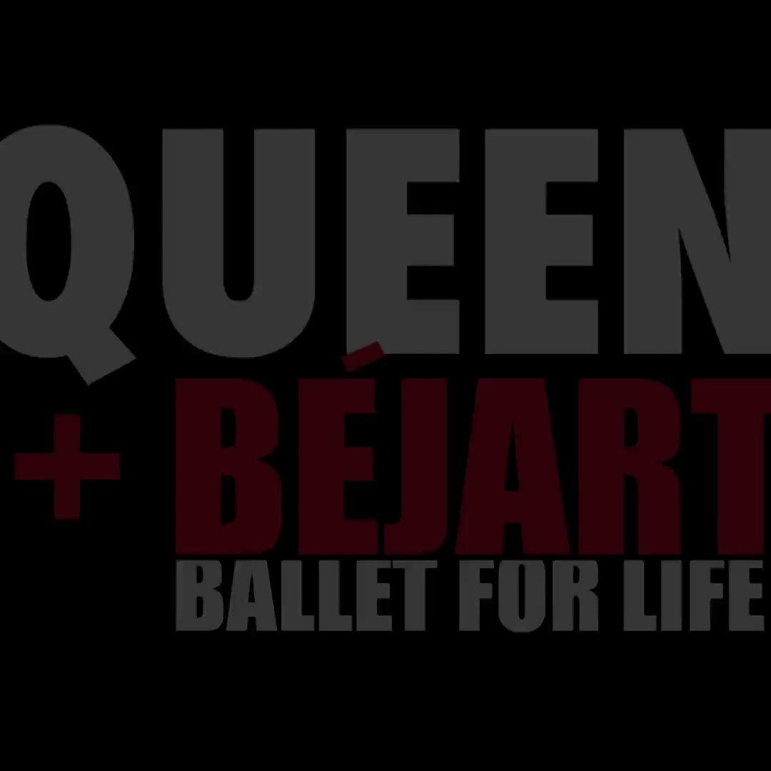 OUT NOW! Queen + Bejart: Ballet for Life is out today and available to buy now from🎥⬇️ eagle-rock.com/queen-bejart @EagleRockEnt @BejartBallet