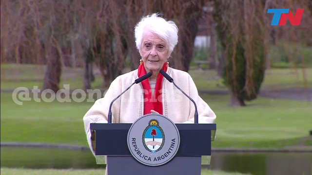 Graciela Fernández Meijide Foto
