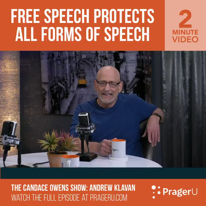Image for the Tweet beginning: You either have free speech,