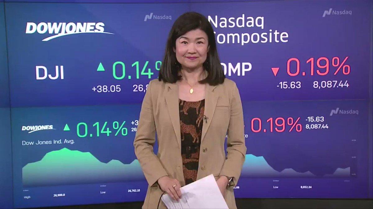 9月9日月曜日―米国株式市場は、まちまちで引けた。ダウは、金融株の上昇などから4営業日続伸。一方でハイテク株が売られナスダックは下落した。S&P500種は、ほぼ変わらずで取引終了。