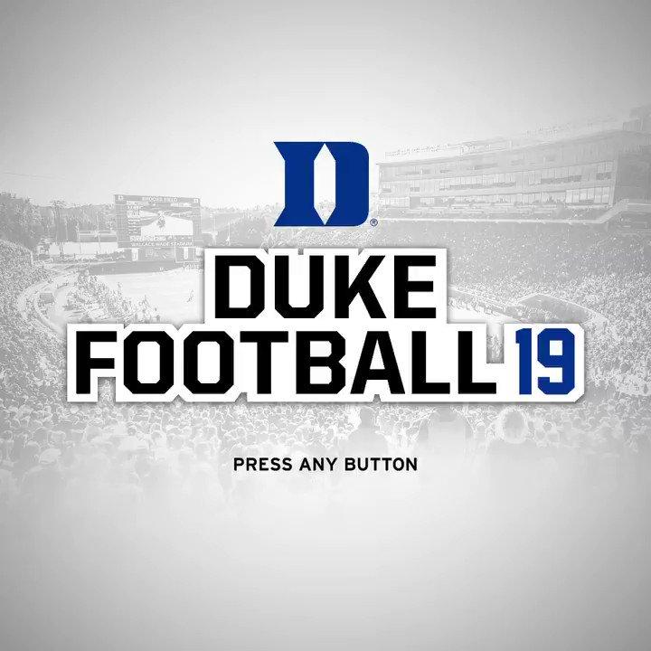 So fresh, so clean 😈 ❄️❄️❄️ Week 3⃣ Threads ❄️❄️❄️ @DukeFBEquipment | #GoDuke