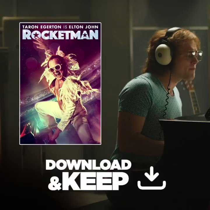 #Rocketman is finally coming home! 🇬🇧 Available in the UK to Download & Keep now! paramnt.us/Rocketman.Digi…