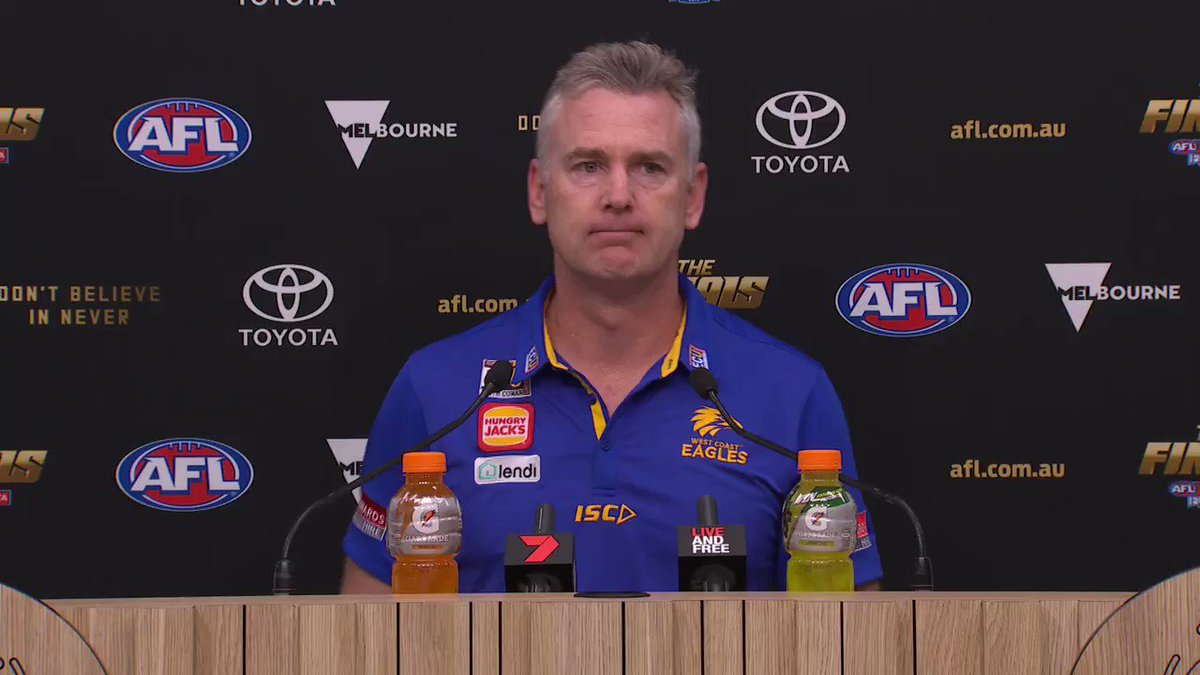 Image for the Tweet beginning: Get Adam Simpson's thoughts on