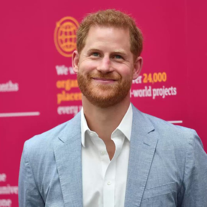 Wishing a happy 35th birthday to Prince Harry!