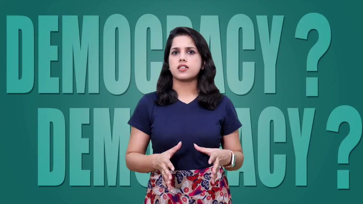 Is our democracy safe under the BJP government? #BJPMocksDemocracy