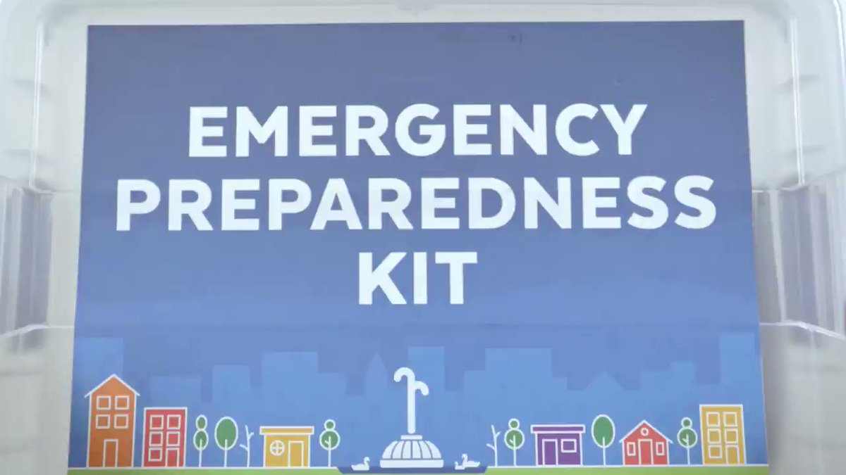 Image for the Tweet beginning: September is National Preparedness Month.  It's