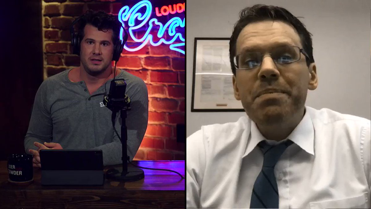Tonight we discussed the #vapeban with @GregTHR, president of the American Vaping Association. Full show available for #MugClub at blazetv.com/category/loude…