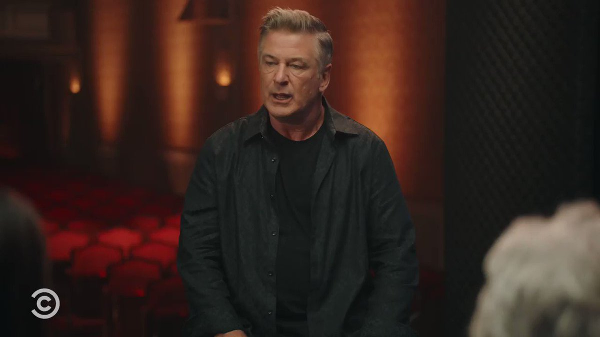 In todays #HotSpot for The @ComedyCentral Roast of Alec Baldwin, the actor learns its hard to become the teacher. Like really hard. But at least it prepares you for the roast to come. 🔥 bit.ly/32Kvxuv