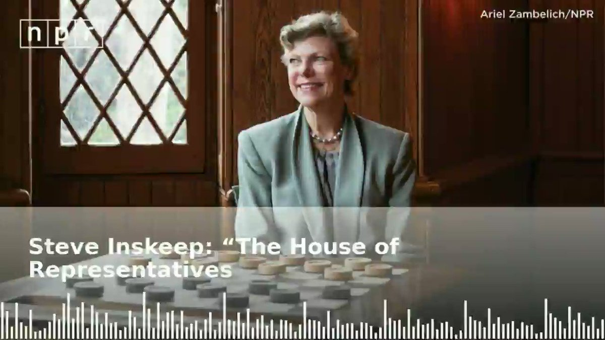 We had the right to vote as American citizens. We didnt have to be granted it by some bunch of guys — Cokie Roberts speaking on @MorningEdition this year about womens suffrage. The veteran journalist, one of NPRs founding mothers, has died at 75.