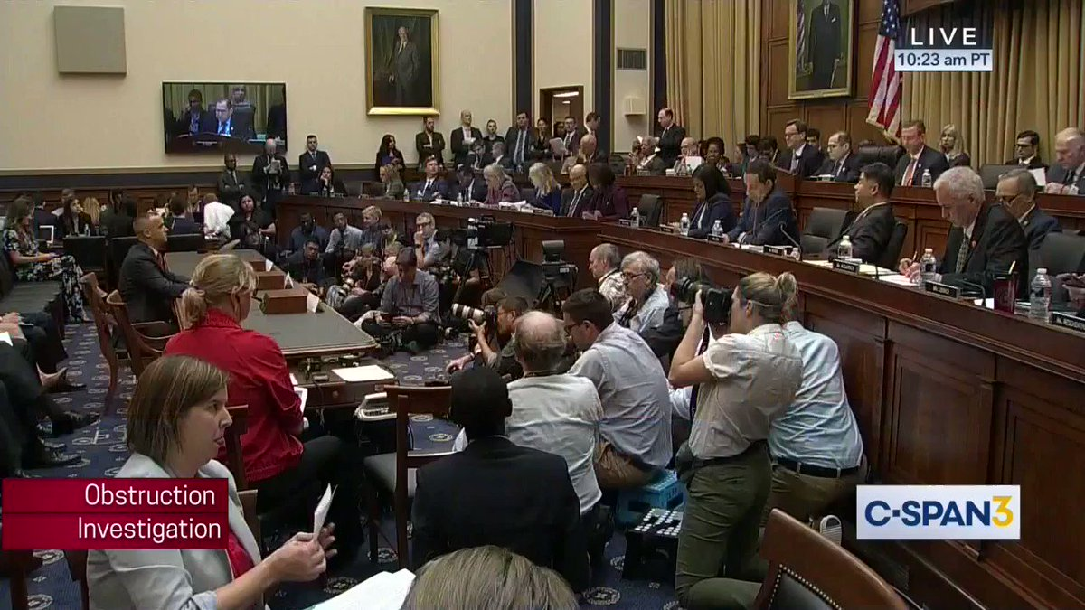 In the absence of a proper floor vote to authorize an impeachment inquiry, today's business represents a regular oversight hearing, masquerading as impeachment to appease a liberal base.