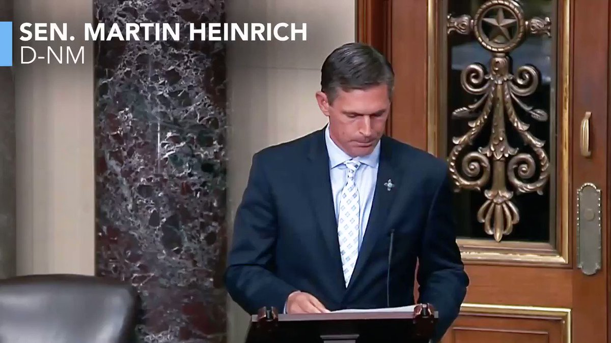 Sen. @MartinHeinrich is among the +90% of gun owners who support common-sense gun safety legislation like expanded background checks.   Across America, gun owners and non-gun owners agree: We need gun reform now! #EndGunViolence https://t.co/NsYcU2cVKb