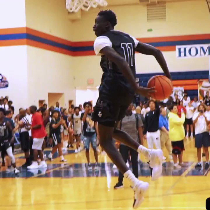 Zion Williamson's reign as the greatest high school dunker of all time didn't last long