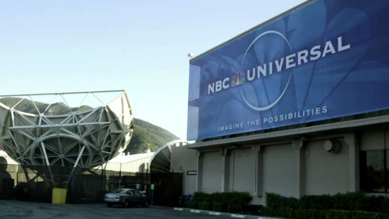 Image for the Tweet beginning: NBCUniversal is naming its upcoming