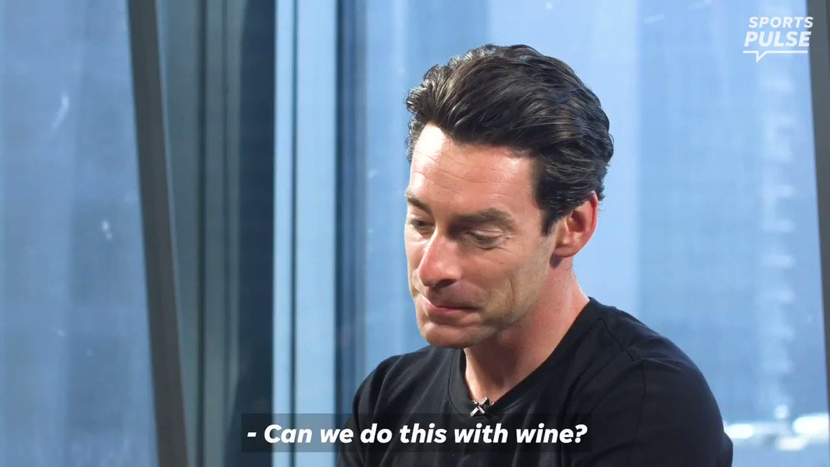 Most know that its an #Indy500 tradition to drink milk after winning, so how well does reigning champ @simonpagenaud know his milk? Find out with us.