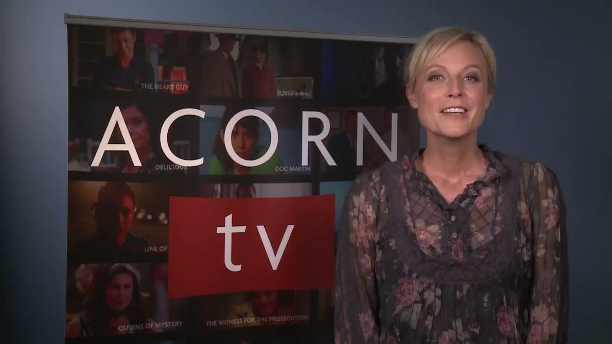 """Featuring the woman I would love to see on #MyLifeisMurder as a guest star on the second season - MARTA DUSSELDORP - the Queen of Australian drama. If you haven't watched """"A Place to Call Home"""" - watch it on @AcornTV it is Australian drama at it's very best."""