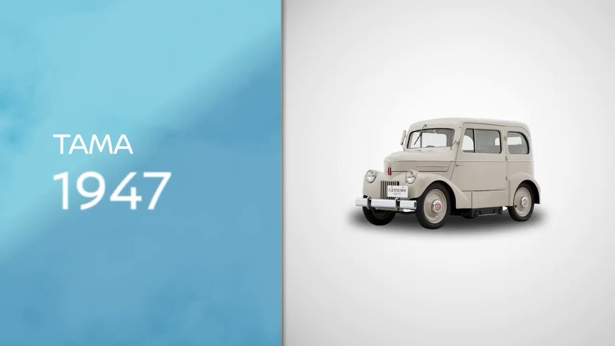 We've been celebrating zero-emission mobility since 1947! From the classic Tama to the modern-day #Nissan LEAF, check out 70+ years of our #ElectricVehicles for #ZeroEmissionsDay👏⚡#TMS #TMS2019