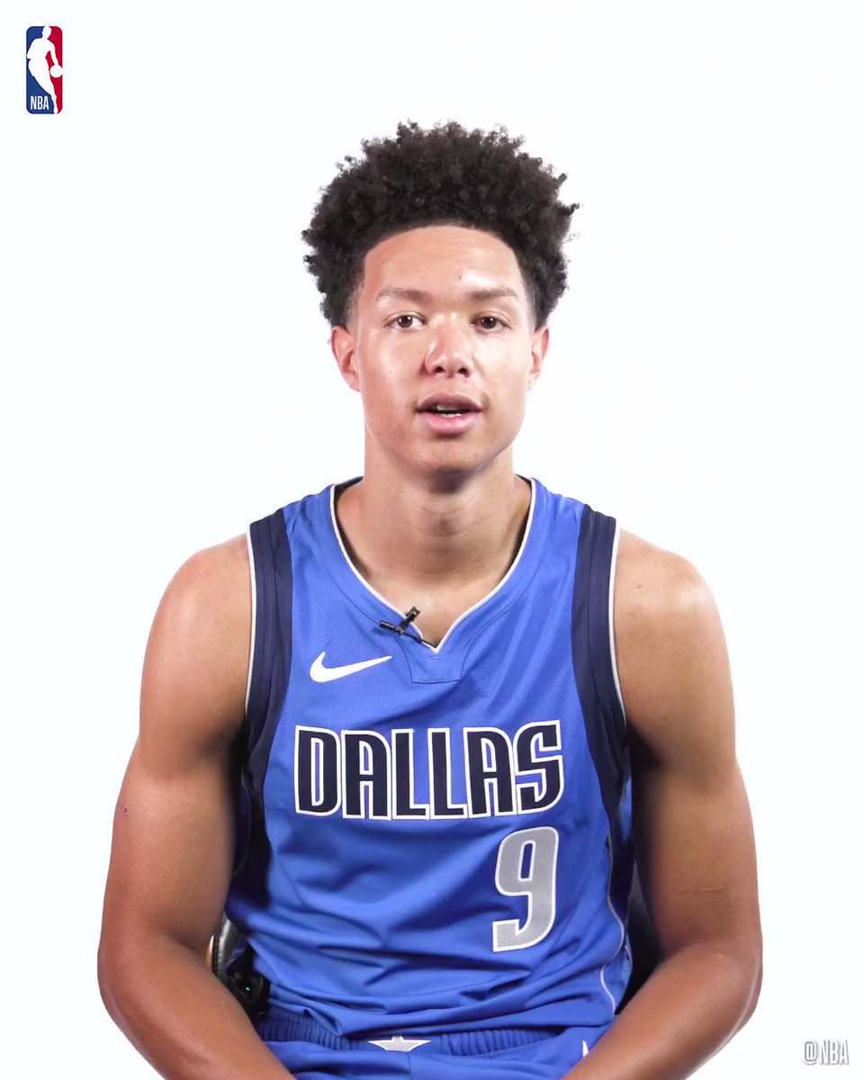 For #NBARookieWeek, check in with No. 45 overall #NBADraft pick @roby_isaiah of the @dallasmavs!