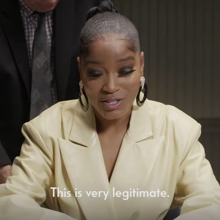 #Hustlers star @kekepalmer tells the cold, hard truth—and says sorry to this man