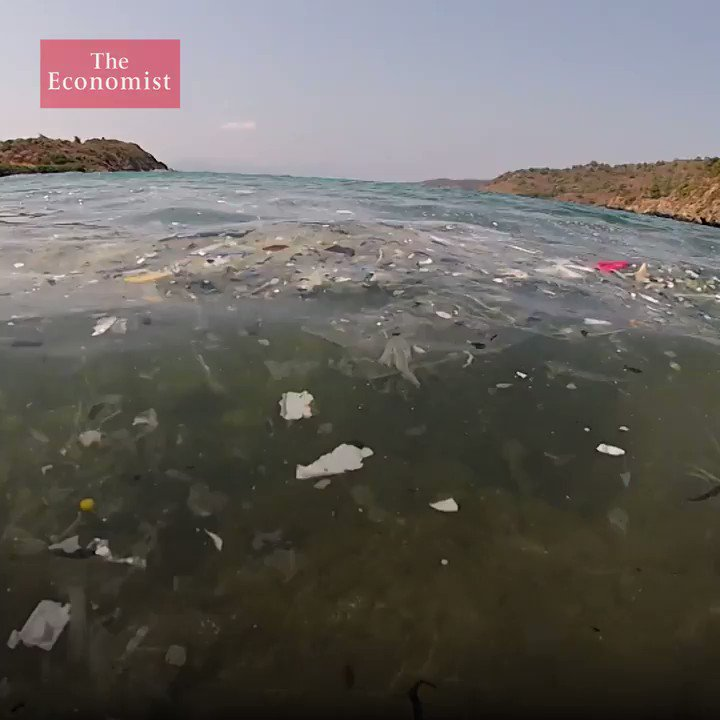 Ten countries churn out two-thirds of all marine plastic litter