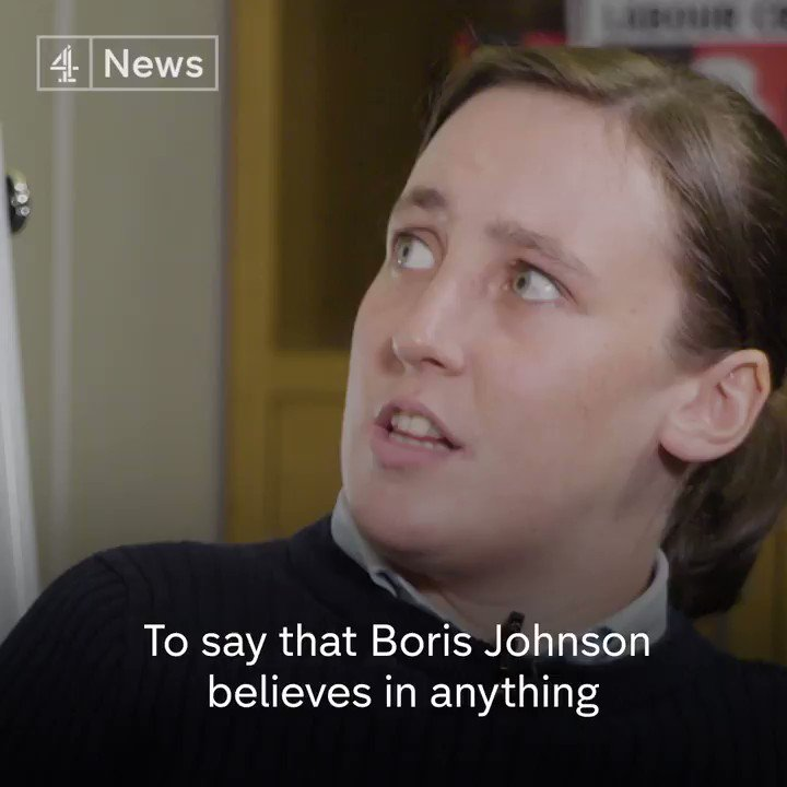 """""""He is not 'One Nation' at all. Hes 'Boris Nation."""" SNP MP Mhairi Black says the Prime Minister """"will flip flop on absolutely anything to suit his agenda, in the latest Ways to Change the World podcast."""