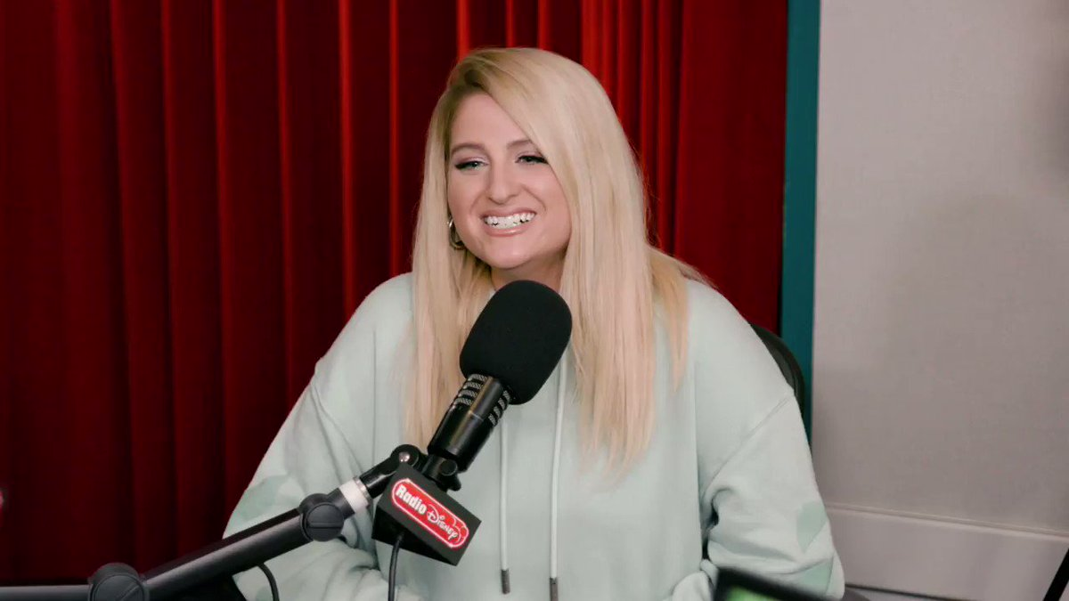 .@Meghan_Trainor shared that her #WithYou music video is her Pinterest board come to life! @CandiceOnAir