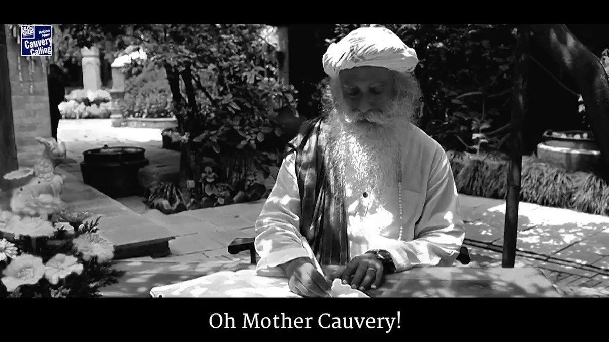 காவேரித்தாயே, காவேரித் தாயின் நிலை குறித்து @sandeepnmusic பாடியுள்ள உள்ளத்தை உருக்கும் பாடல். -Sg #CauveryCalling