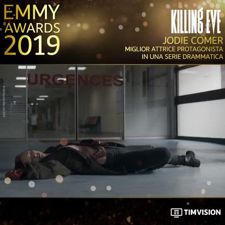 #KillingEve