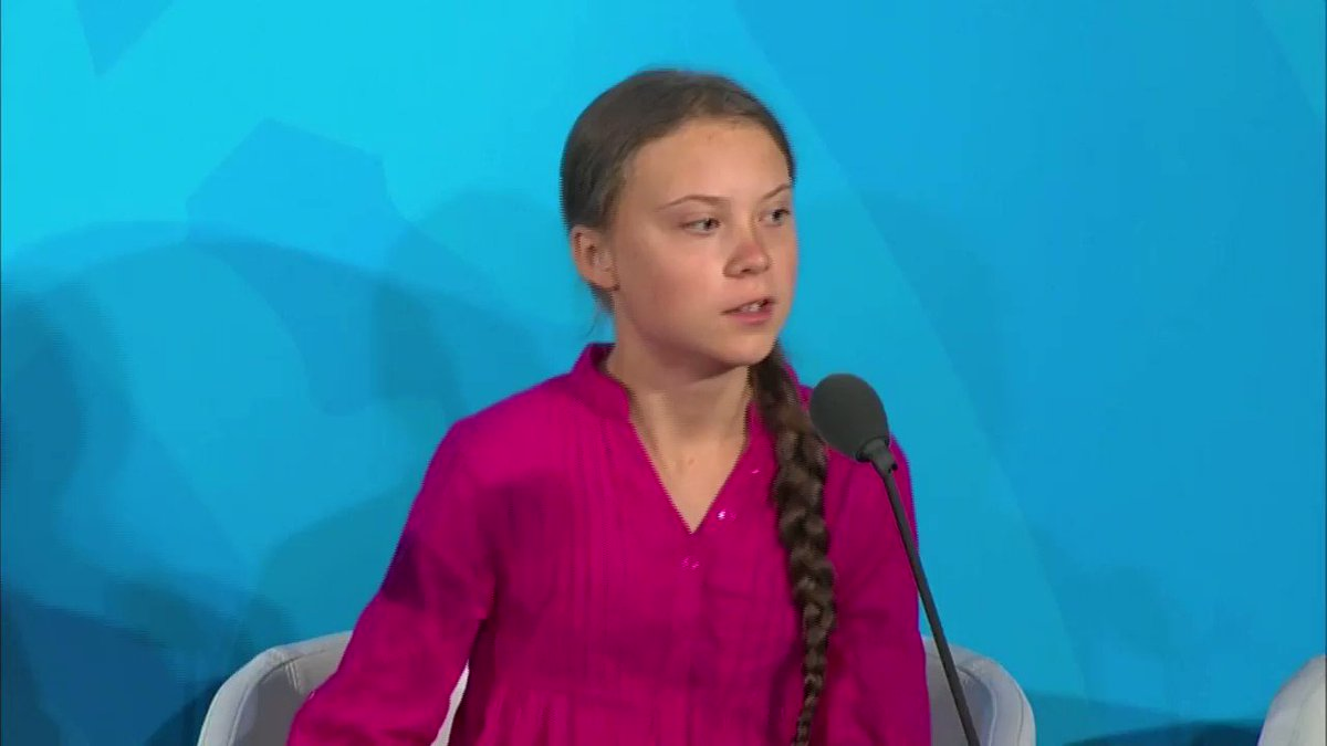 Trump's tweet about Greta Thunberg is one of his ugliest yet